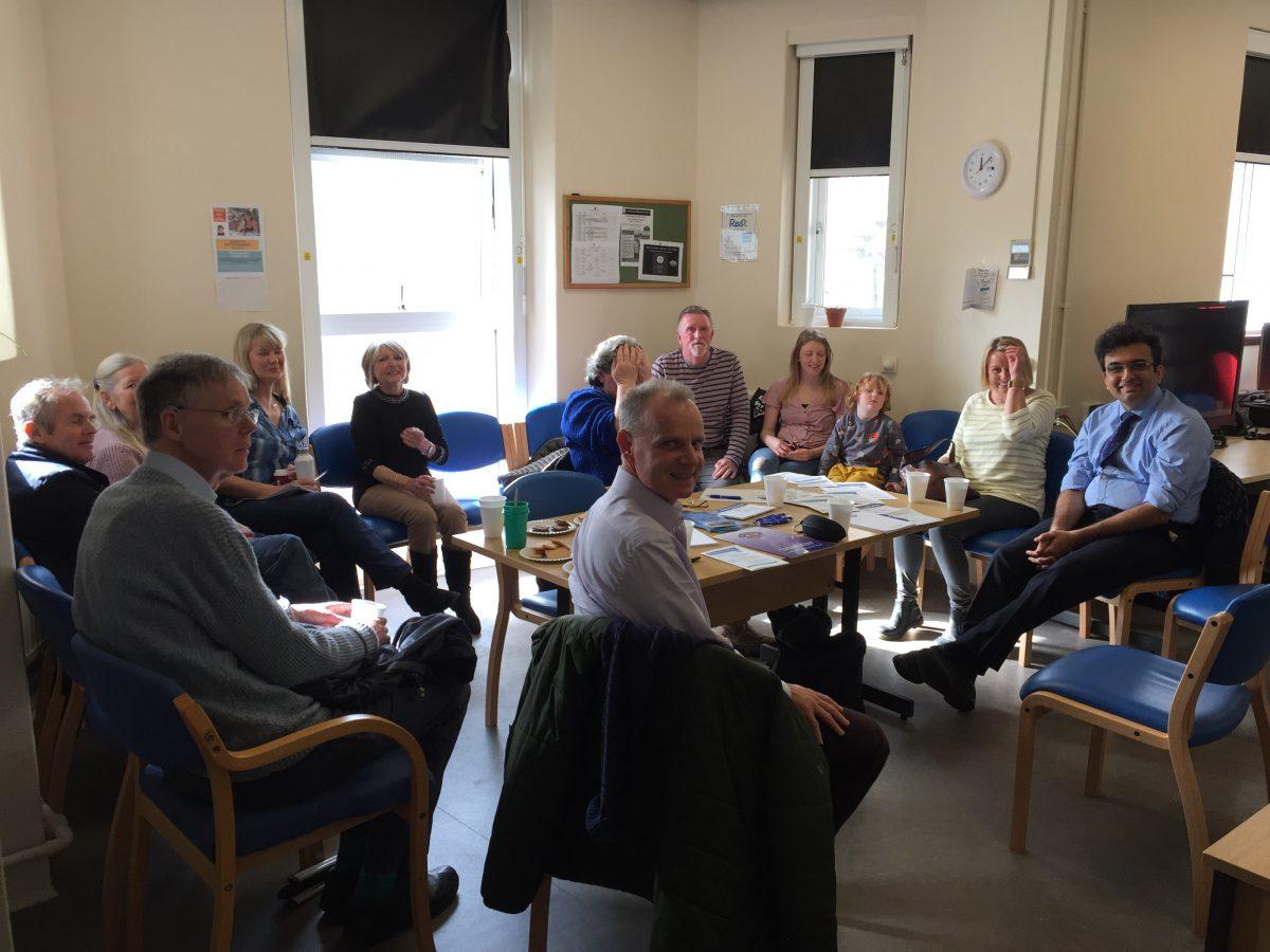 Brighton Branch Meeting